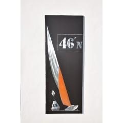 LATITUDE 46°N