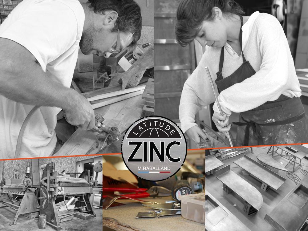 Cuisine En Zinc Et Comptoir En Zinc à Noirmoutier