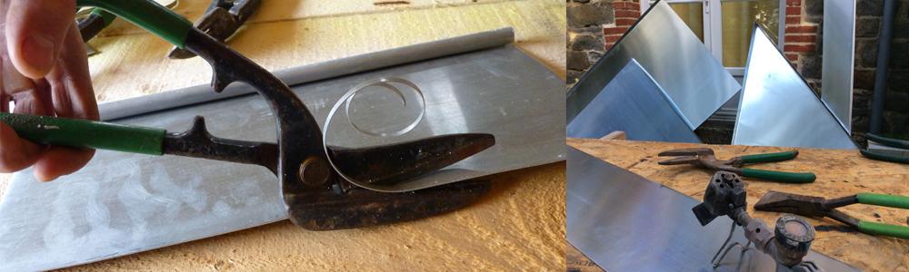cuisine en zinc et comptoir en zinc noirmoutier. Black Bedroom Furniture Sets. Home Design Ideas